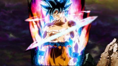 gokus  god form  jiren dragon ball super tournament