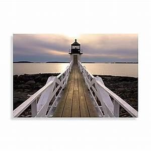 Marshall Point Lighthouse Wall Art - Bed Bath & Beyond