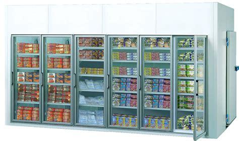 les chambres froides en algerie chambres froides avec portes en verre 5 20 x 1 80 x 2 40 m