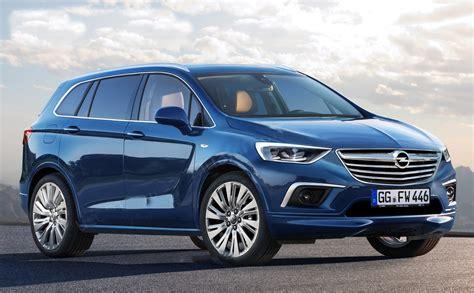 Opel Zafria by 2016 Opel Zafira