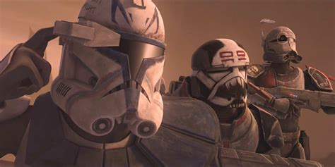 First Clip of Season 7 of Star Wars: The Clone Wars, Meet ...