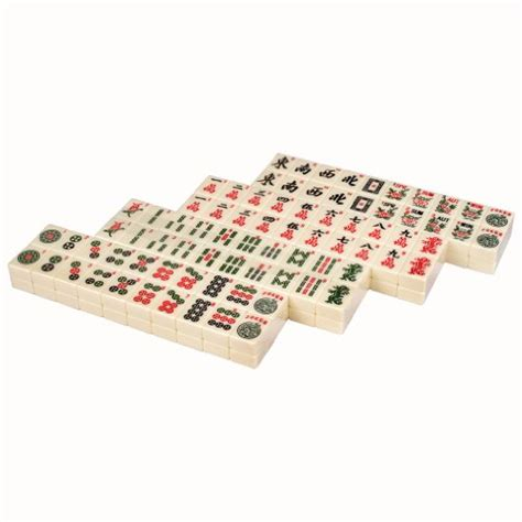 american mahjong set of 166 tiles the classic toys