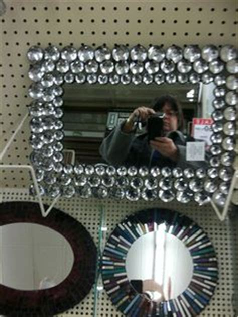 images  bling diy  pinterest bling mirror