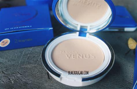 Harga Bedak Merk Venus bedak kece marcks venus mana yang cocok buat kamu review