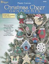 Plastic Canvas Christmas Ornament Patterns.Best Plastic Canvas Crafts Ideas And Images On Bing Find