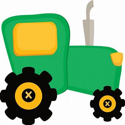 Clipart Tractor Tractors Transparent Background Library Cliparts