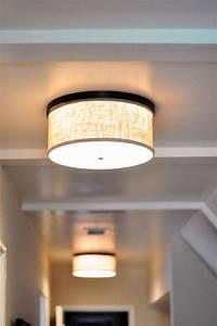 Hallway ceiling lighting fixtures light design