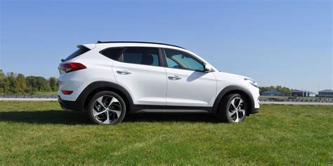 2016 Hyundai Tucson Limited 1.6t Awd Review