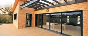Maison En Bois Construction : architecture bois pour vous guider dans votre construction bois architecture bois magazine ~ Melissatoandfro.com Idées de Décoration