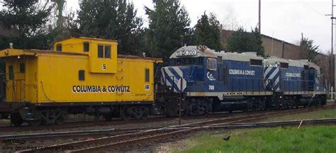 Columbia and Cowlitz Railroad