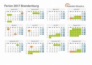 Schulferien 2016 Nrw : ferien brandenburg 2017 ferienkalender zum ausdrucken ~ Yasmunasinghe.com Haus und Dekorationen