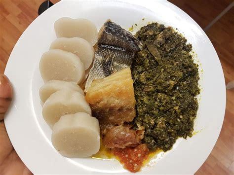 cuisine confo pondu makayabu kwanga congolese bombshell food