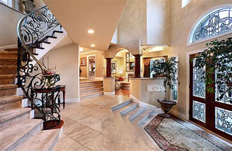 Cute, Entrance, Foyer, House, Pretty