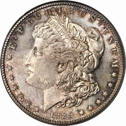 Dollar 1889 Silver Value Morgan Cc Coins