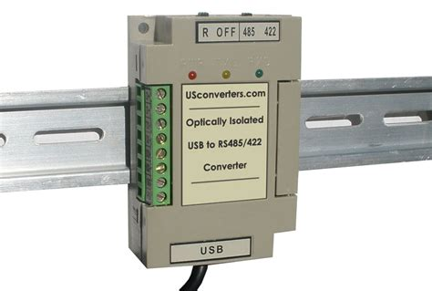Industrial Grade Usb To Rs485 Converter  Nordfield