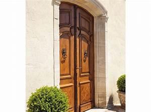 les portes d39entrees donnent le ton elle decoration With les portes d entrée
