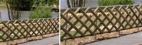 Barriere Amovible Pour Jardin Grillage Panneau