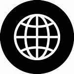 Icon Language Global Globe International Travel