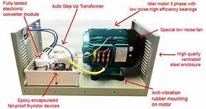 Single To Three Phase Converter