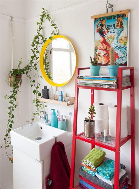 ways  add color  white interiors   home design