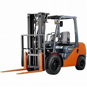 Toyota Forklift  8fgf  8fdf15-30 Series