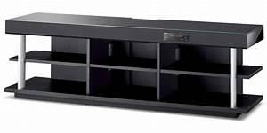 yamaha yrs 2100 noir meubles hifi sur easylounge With meuble yamaha