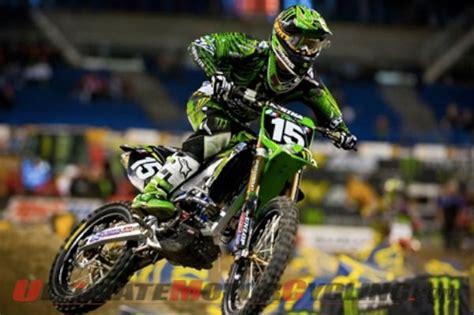 monster energy ama motocross toronto supercross kawasaki racing report