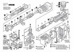 Bosch 11316evs Parts List
