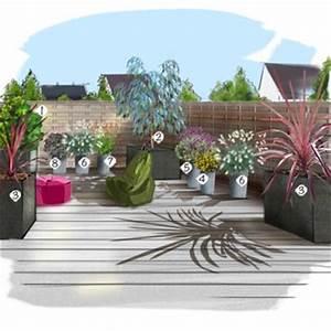 projet amenagement jardin jardin terrasse jardins With amenagement terrasse et jardin 0 dessin terrasse galaxy jardin
