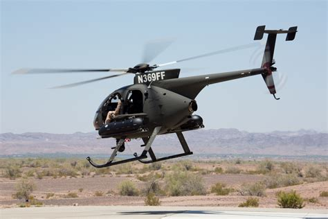 MD 530G - MD Helicopters