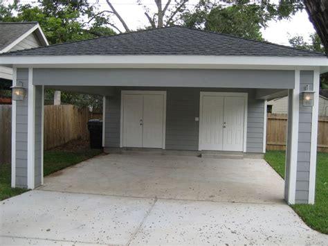 Add Garage Door To Carport by 25 Best Attached Carport Ideas On Patio Roof