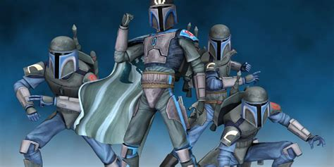 The Mandalorian: Star Wars' Death Watch, Explained | CBR