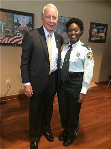 15-165 Pinellas County Sheriff's Office Explorer Attends ...