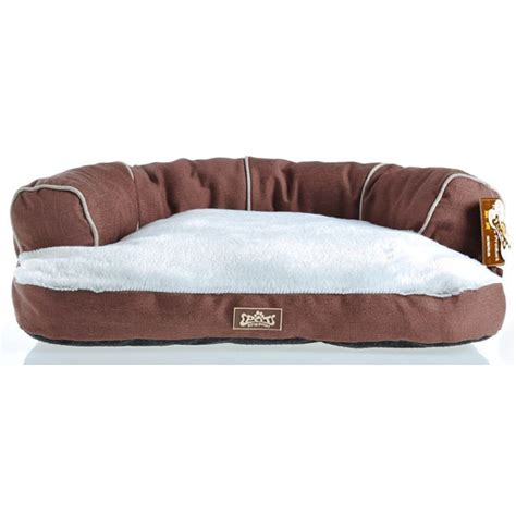 dog beds for the sofa kingpets comfortable dog sofa beds on sale free uk delivery