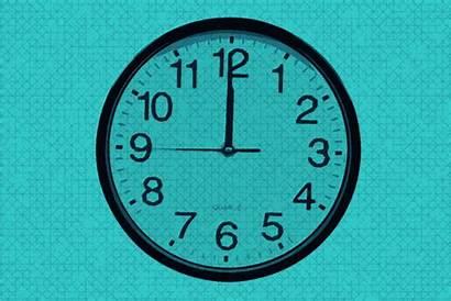 Clock Giphy Hora Doomsday Animated Gifs Adelanta