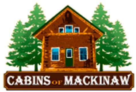 cabins of mackinaw mackinaw city hotels lodging attraction official guide