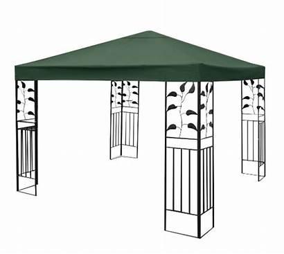 Steel Gazebo Duty Heavy Frame Pavilion Canopy