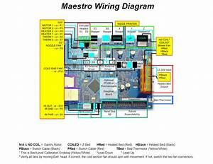Duet Maestro Wiring