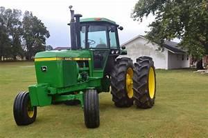 John Deere 4440 Tractor Maintenance Guide  U0026 Parts List