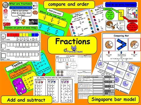 best 25 fractions ks2 ideas on ks2 maths