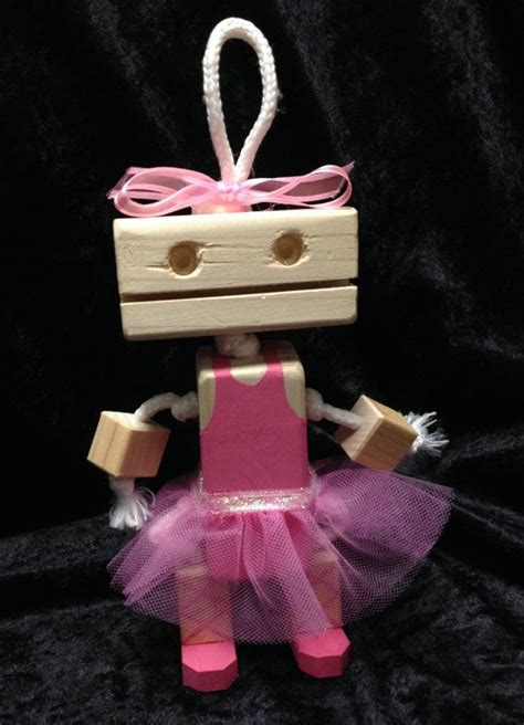 block bots robots images  pinterest wood toys woodworking  wooden figurines