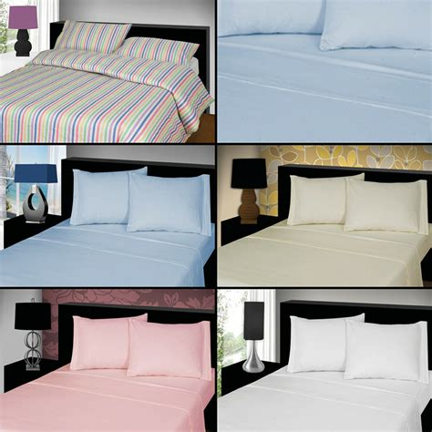 thermal flannelette 100 brushed cotton fitted bed sheet