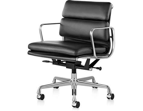 herman miller bureau eames pad management chair hivemodern com