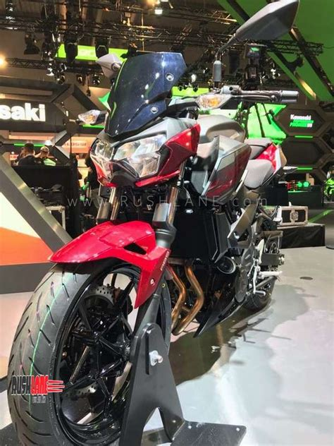 kawasaki  debuts  eicma india launch  year