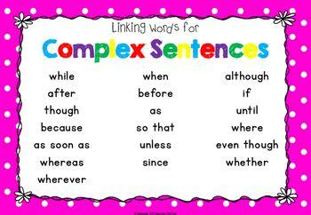 complex sentences  classroom chit chat teachers pay