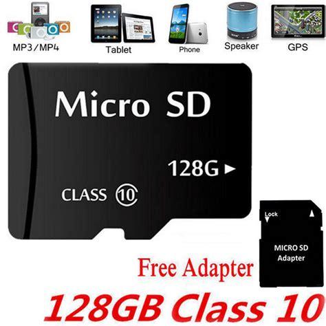 Micro Sd Karte 128gb Class 10