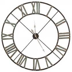 home interiors figurines large iron wall clock indoor numerals clock home