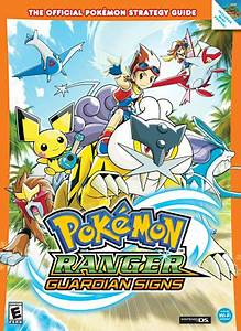 Pokémon Ranger: Guardian Signs: Prima's Official Strategy ...