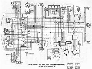 Bmw 1984 R80  7 Wiring Diagram