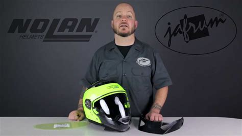 Nolan N44 By Supridit nolan n44 trilogy helmet review at jafrum